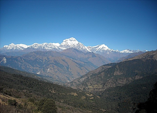 Annapurna in a broader view