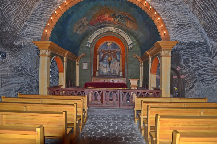 Another chapel in the mine