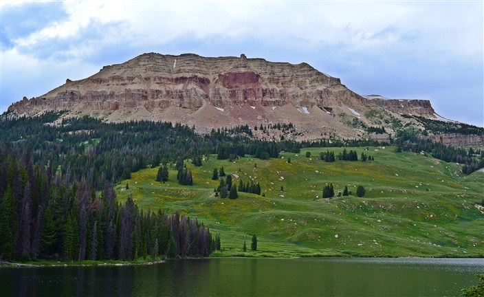 Beartooth scenery