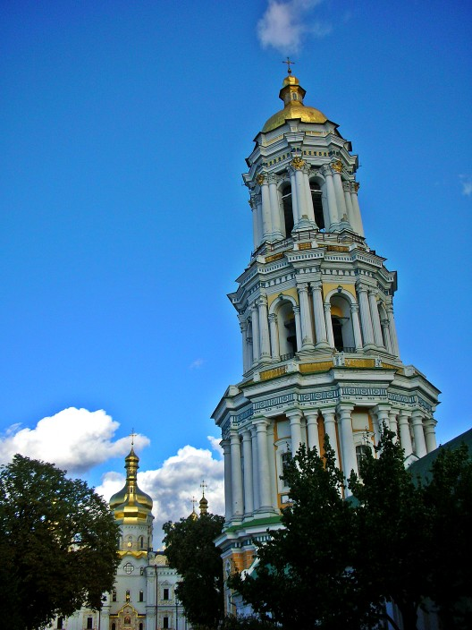 Bell Tower of Pechersk Lavra