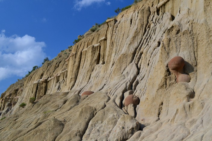 Cannonball Concretions, North Unit