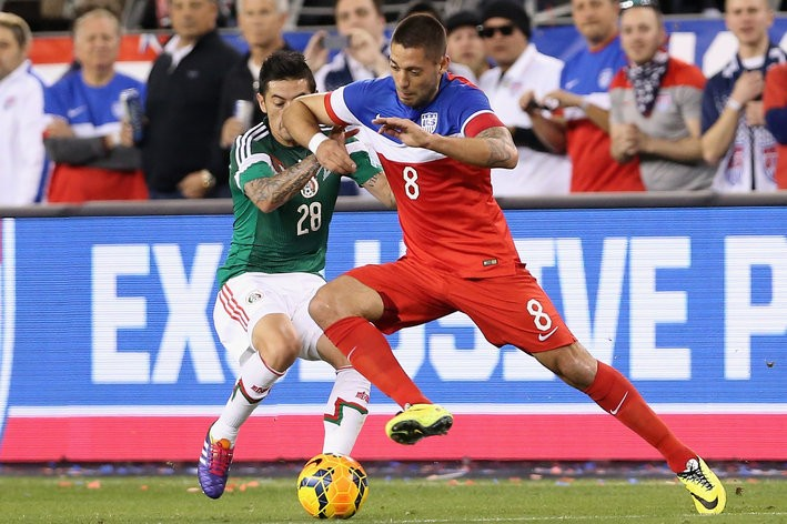 Clint Dempsey embodies Team USA's scrappy, hard-nosed, never-say-die attitude