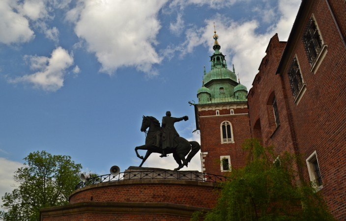 Farewell and a tip of the cap to Wawel