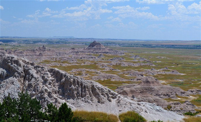 Goodbye Badlands