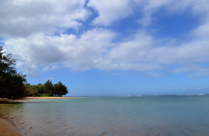 Just another perfect Kauai beach