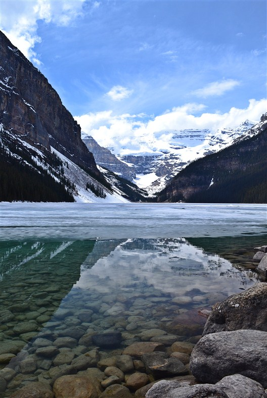 Lake Louise, another look