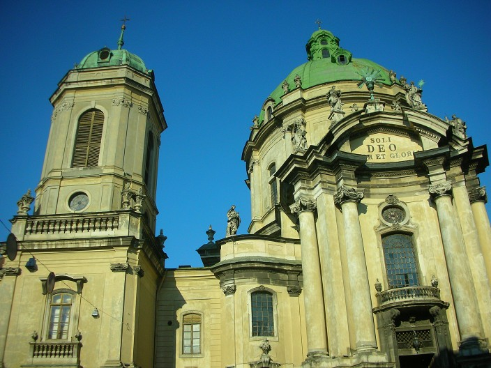Lviv, city of cathedrals