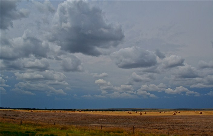 More thunderstorms, northern Montana