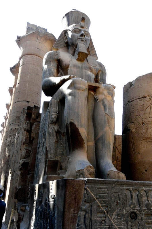 Statues of Luxor
