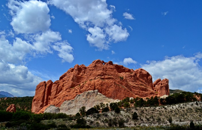 Still more of those fabulous red rocks