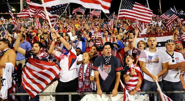 Team USA will have plenty of support in Brazil with more game tickets sold to Americans than any other foreign country