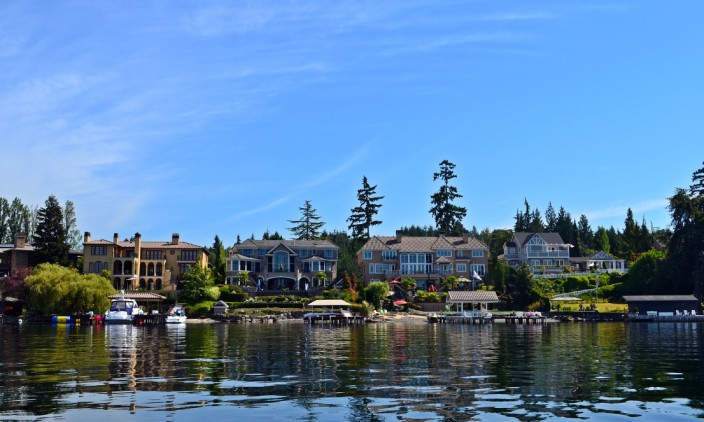 Tenements of Mercer Island