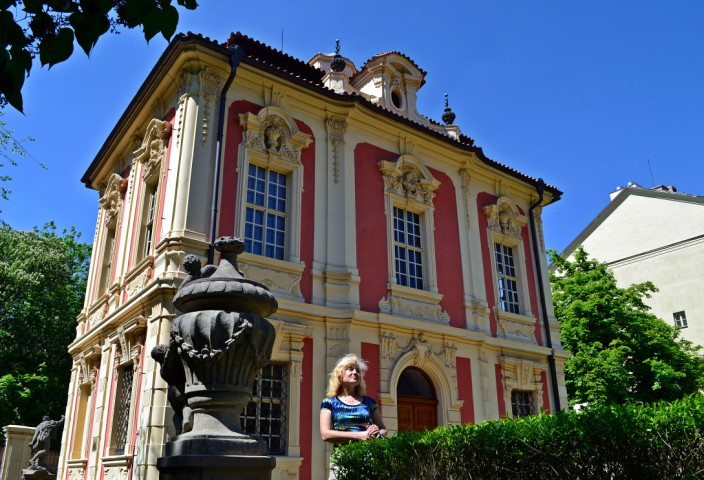 The Dvorak Museum in Prague. Small and out of the way, but worth visiting for classical music and/or Dvorak lovers
