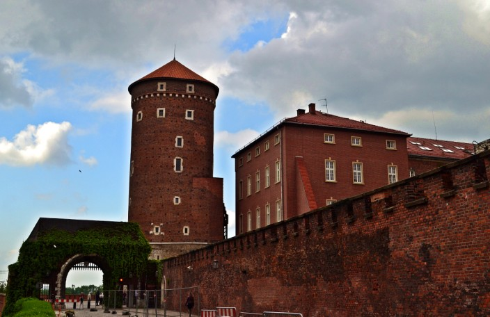Walls of Wawel
