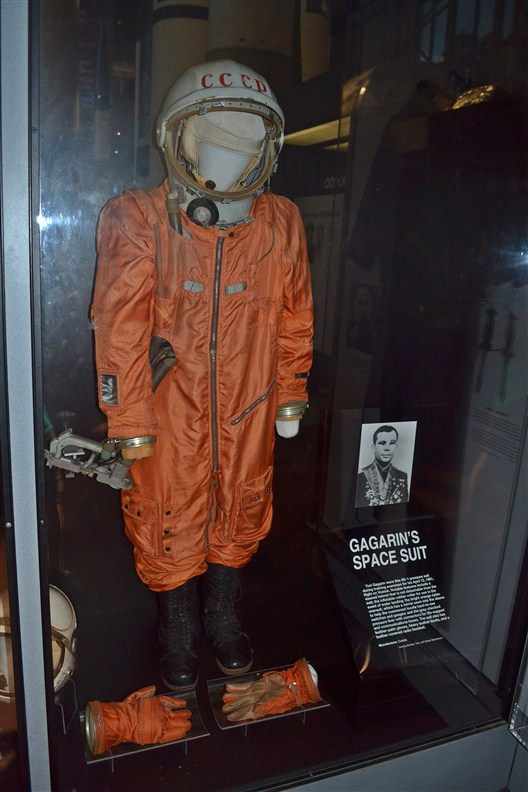 Yuri Gagarin's space suit